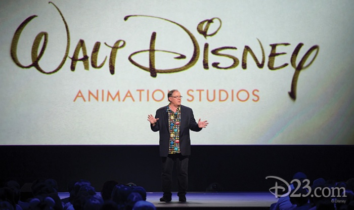 D23 expo - animation