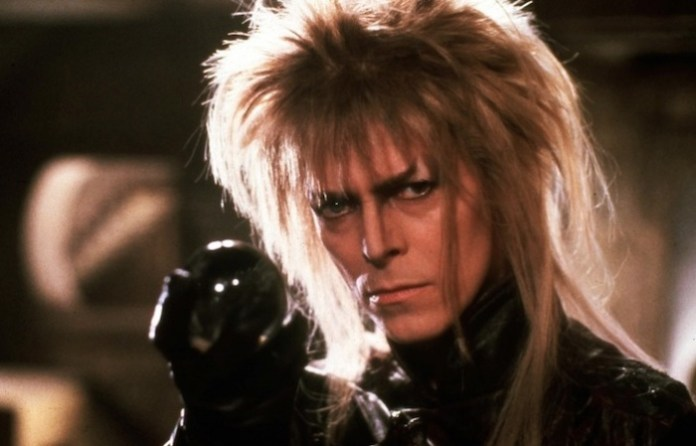 David Bowie - Dentro del Laberinto