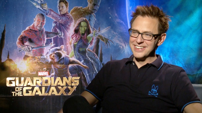 James Gunn - Guardianes de la Galaxia