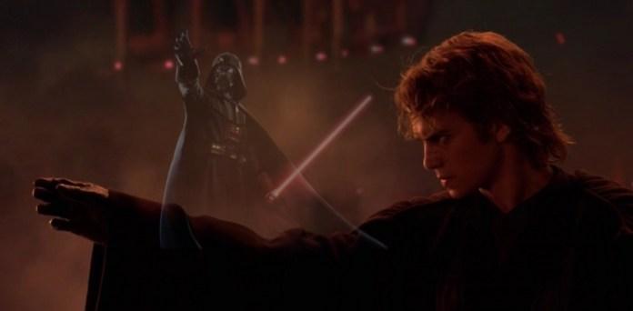 Hayden Christensen Star Wars Celebration Disney