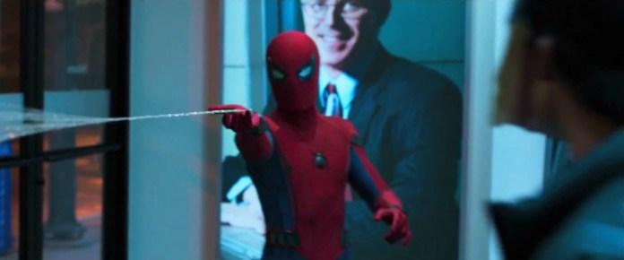 Spiderman Homecoming - atraco
