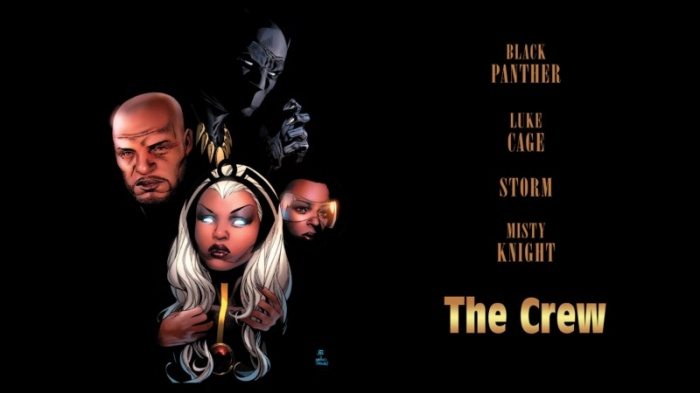 'Black Panther & The Crew' ha sido cancelada por Marvel Comics
