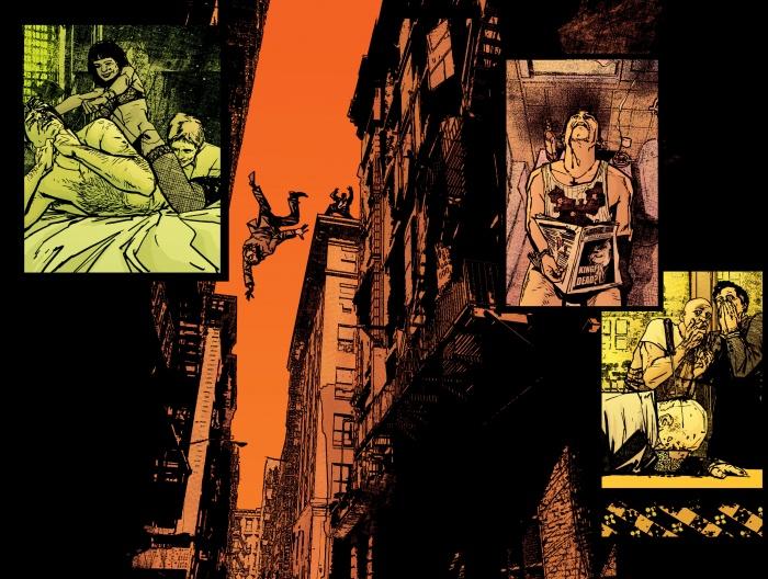 Marvel Saga Daredevil