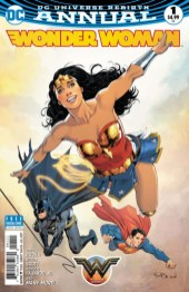 Wonder Woman Anual 0