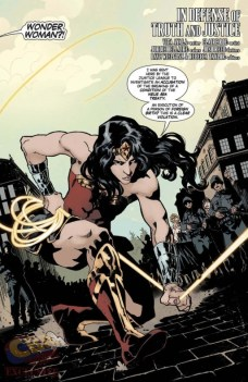 Wonder Woman Anual 4