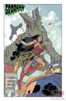 Wonder Woman Anual 6