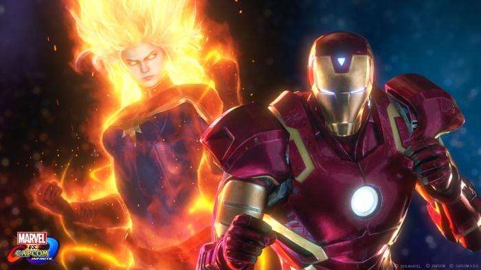 'Marvel vs Capcom: Infinite': Marvel realizará portadas alternativas en sus comics