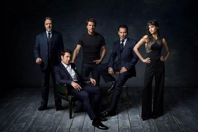 Universal - Dark Universe - actores