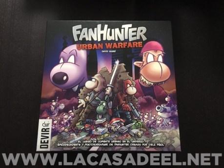 Fanhunter Urban Warfare 1