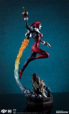 Tweeterhead presenta una nueva figura de Harley Quinn 004