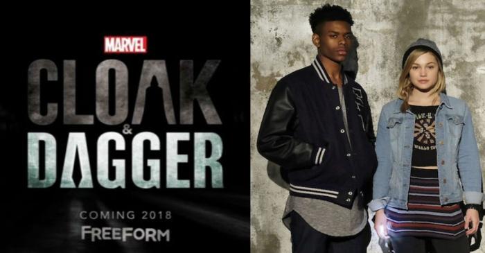 La serie de Freeform 'Cloak & Dagger' retomará su rodaje en el próximo mes de julio