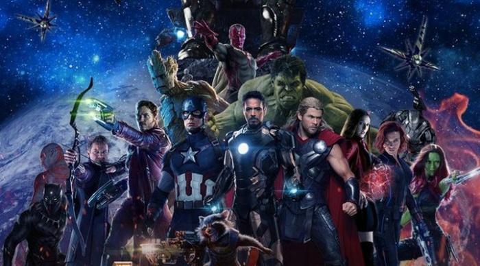 Stan Lee visita el set de rodaje de 'Vengadores: Infinity War' 002