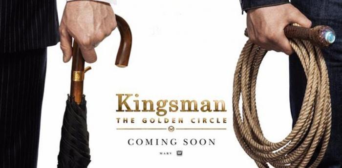 'Kingsman: El círculo de oro'