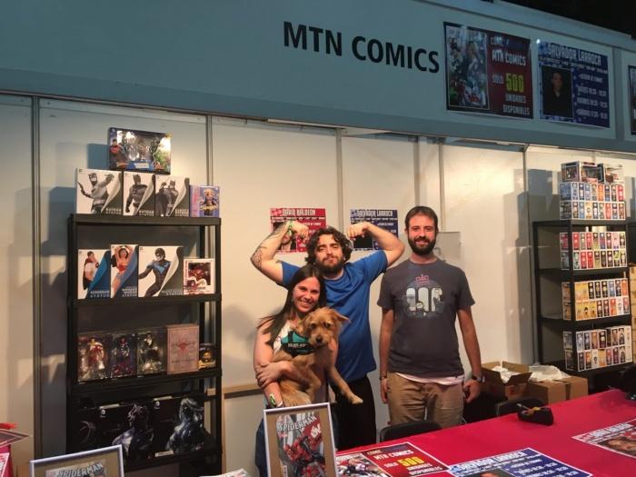 Metrópoli MTN Comics