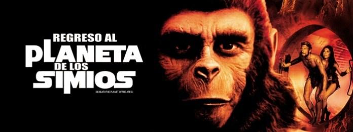 Regreso al planeta de los simios