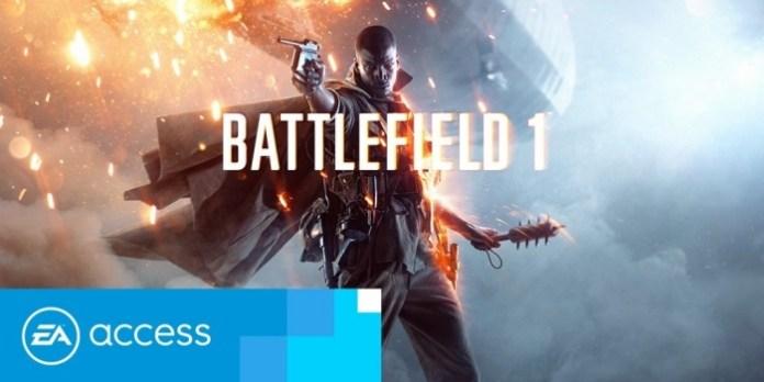 'Battlefield 1' ya se encuentra disponible para los suscriptores de EA y Origin Access (2)
