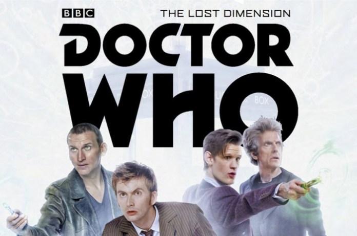 Primer vistazo a 'Doctor Who The Lost Dimension' (5)