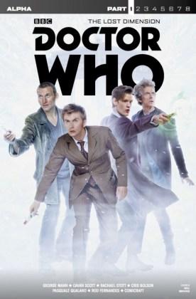 Primer vistazo a 'Doctor Who The Lost Dimension' 7