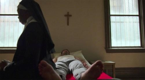 The Defenders - escena final Daredevil