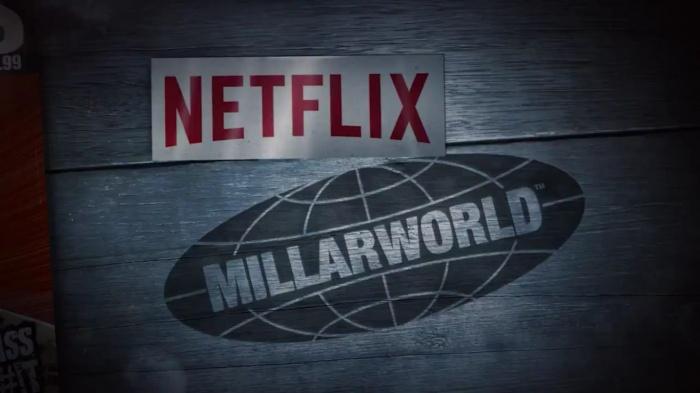 Mark Millar y Netflix anuncian cinco proyectos del Millarworld