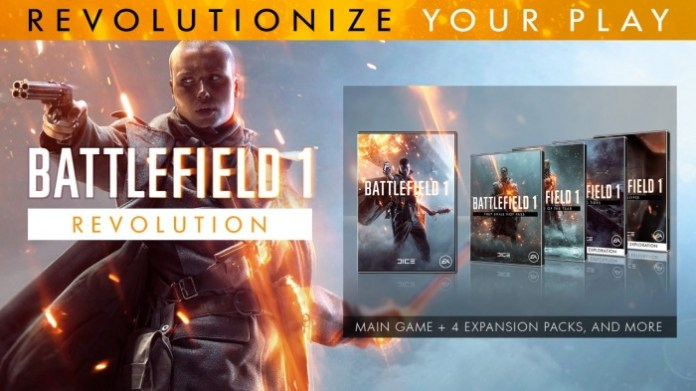 'Battlefield 1: Revolution'