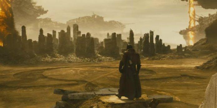 Batman v superman pesadilla
