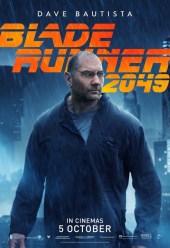 Blade Runner 2049 carteles personajes 5