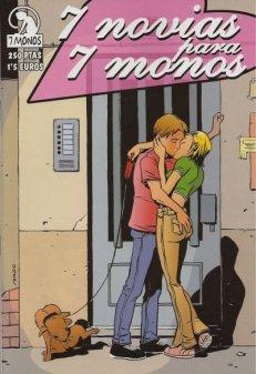 7_novias_para_7_monos_7 - Sergio Córdoba - VGCómic