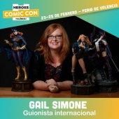 9 Gail Simone