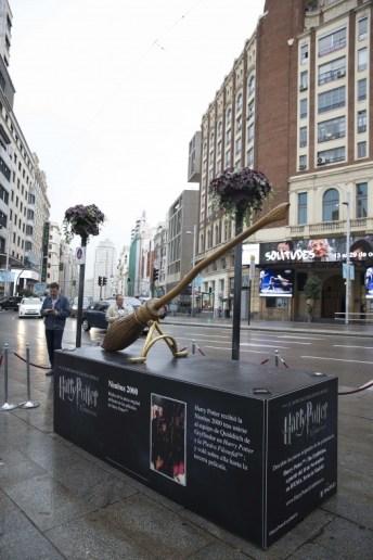 Harry Potter Exhibition-replica-nimbus
