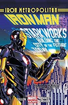 Iron Man Iron Metropolitan - Agustín Padilla - VGCómic