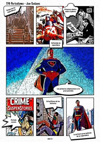 Superhéroes del cómic a la pantalla guía 1