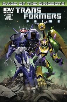 Transformers 01 - Agustín Padilla - VGCómic