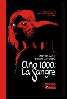 año 1000 - Sergio Córdoba - VGCómic