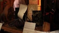 Vitrina dedicada a Hermione Granger