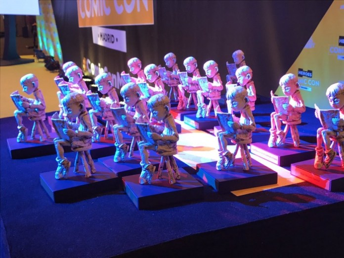 Premios carlos giménez