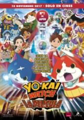 Yo-Kai-Watch-La-Pelicula.-Estreno-en-cines-el-10-de-noviembre - SelectaVisión