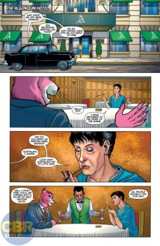 Exit Stage Left The Snagglepuss Chronicles 1