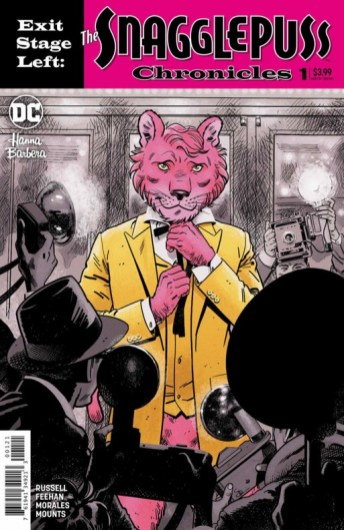 Exit Stage Left The Snagglepuss Chronicles 5