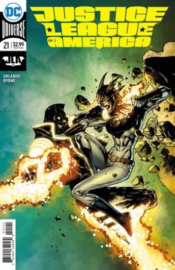'Justice League of America' #21 6