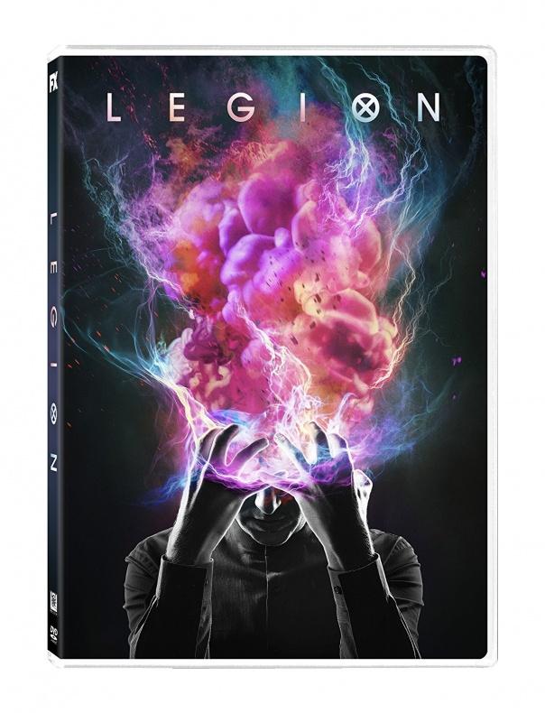 Legion - DVD Temporada 1 (Las mejores series para regalar)