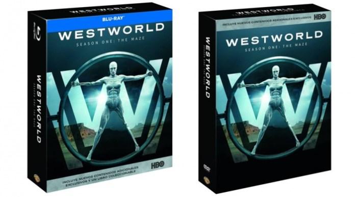 Westworld temporada 1 (Las mejores series para regalar)