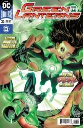 nuevo encabezado green lantern corps