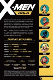 'X-Men Gold Annual' 2