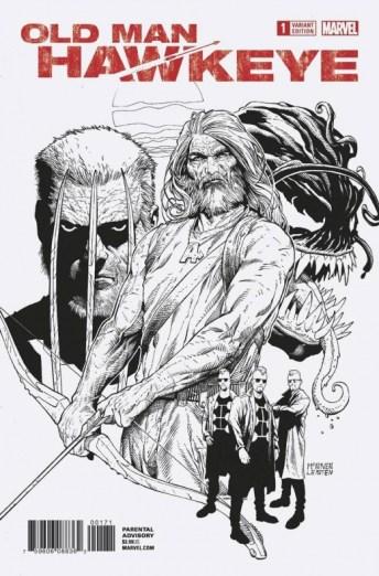 'Old Man Hawkeye' 6