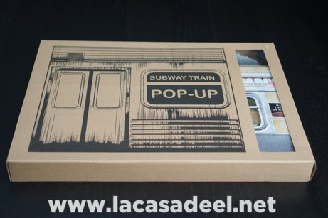 Subway Train Pop-Up Extreme Sets 1