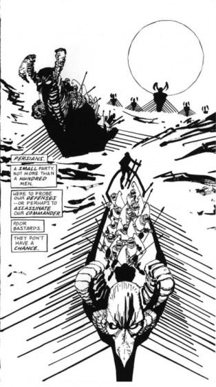 Xerxes 300 Frank Miller (5)