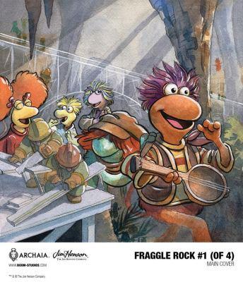 Fraggle Rock Boom Studios (1)