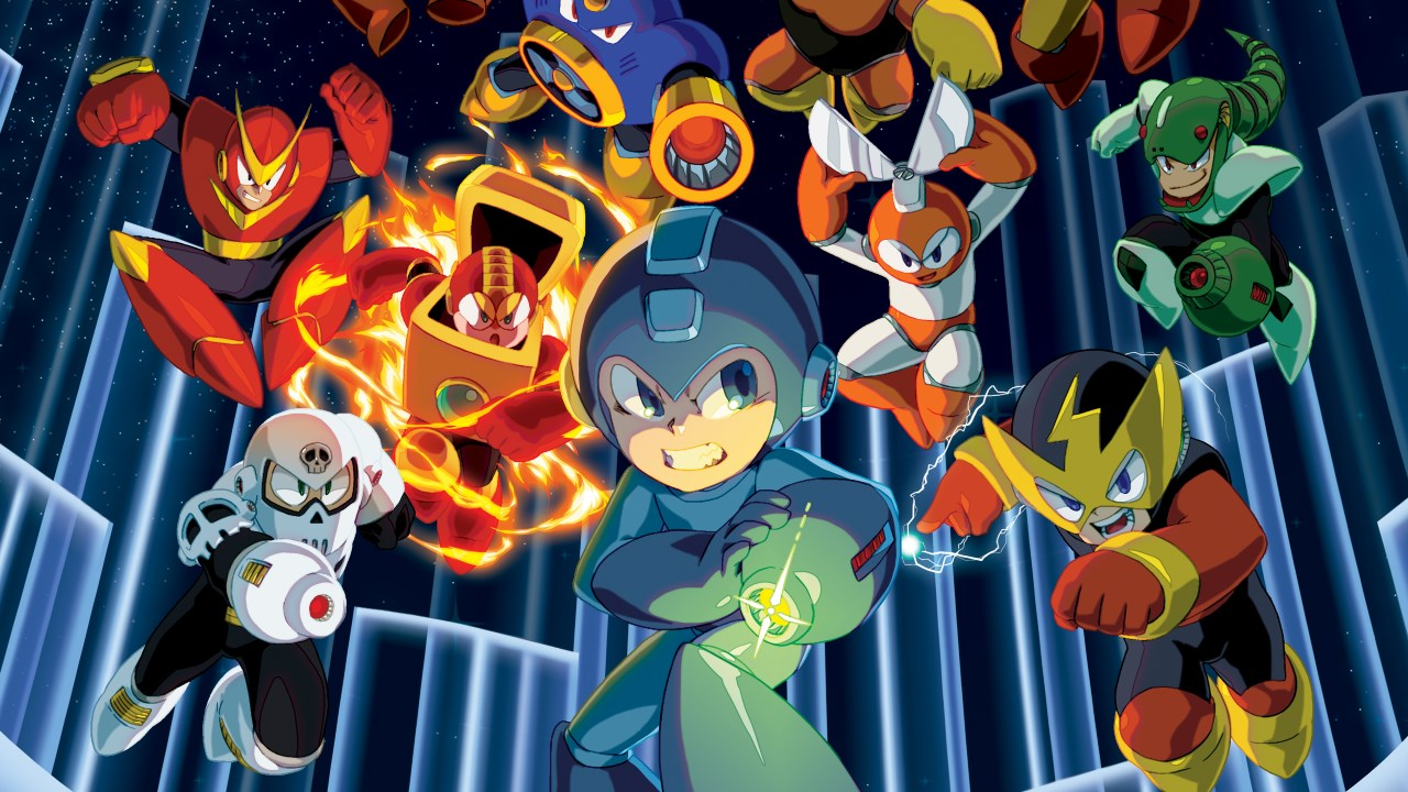 Nintendo Switch recibirá las dos entregas de 'Mega Man Legacy Collection'