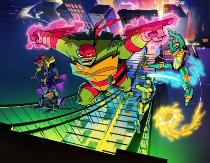 Rise of the Teenage Mutant Ninja Turtles jpg